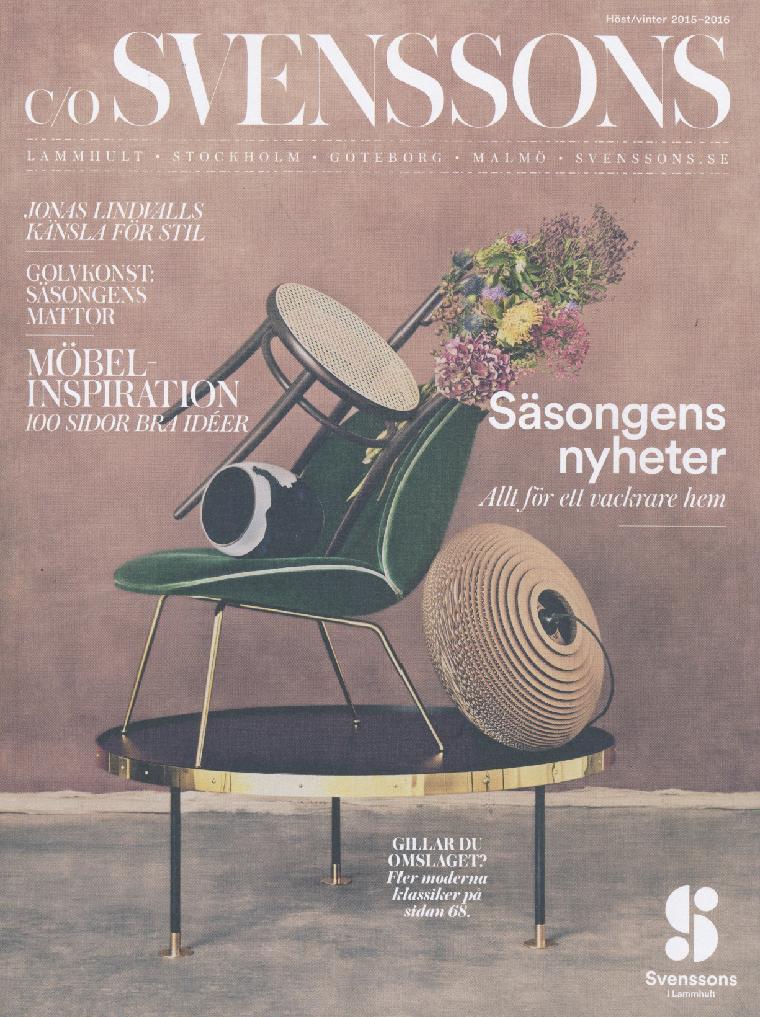 c/o Svenssons